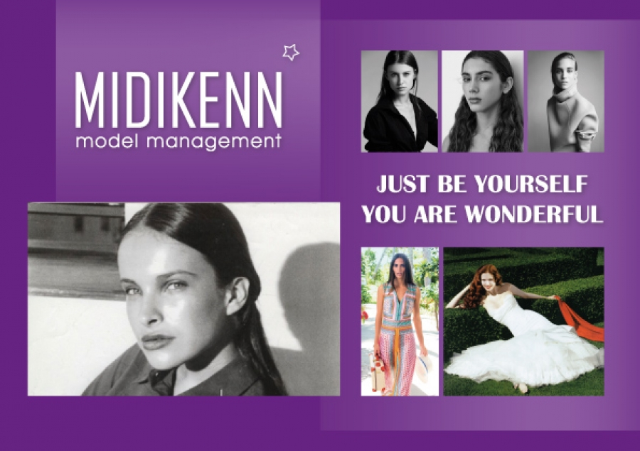 MIDIKENN model management kreće sa novim upisima u modnu školu hodanja!