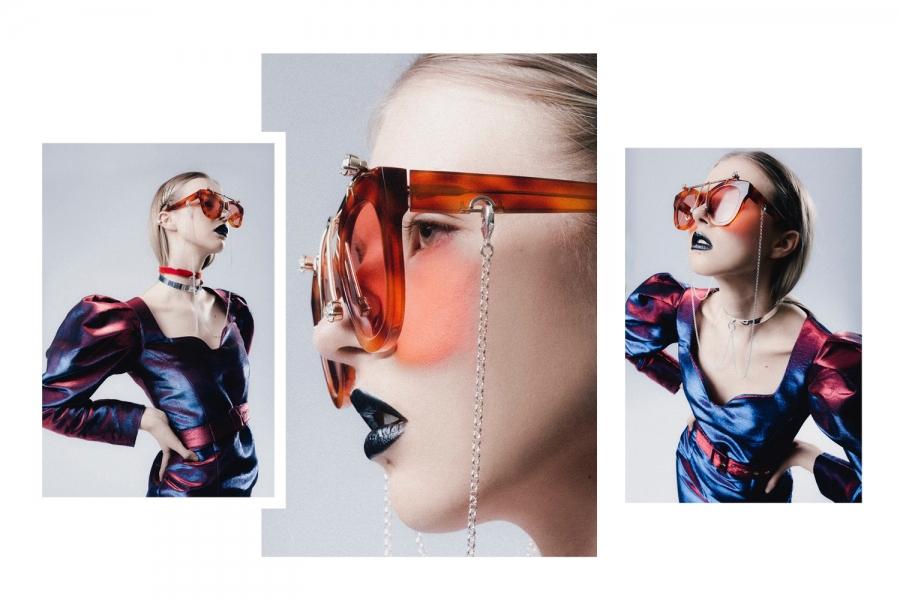 Midikennov model Andrea Jurić za magazin Nasty
