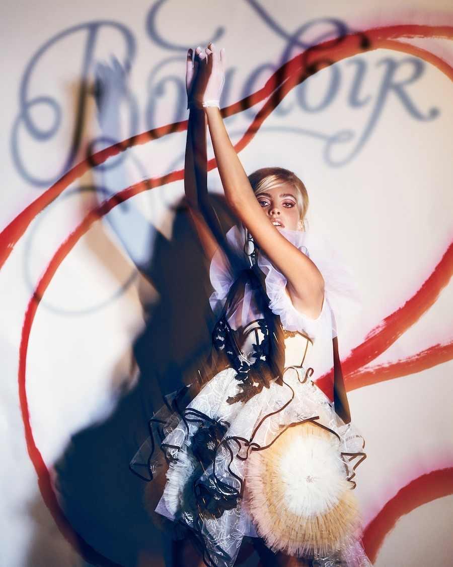 Midikennova Klara Perica u najnovijoj kampanji domaćeg brenda BOUDOIR